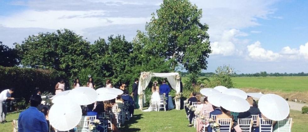 Location matrimoni Novara